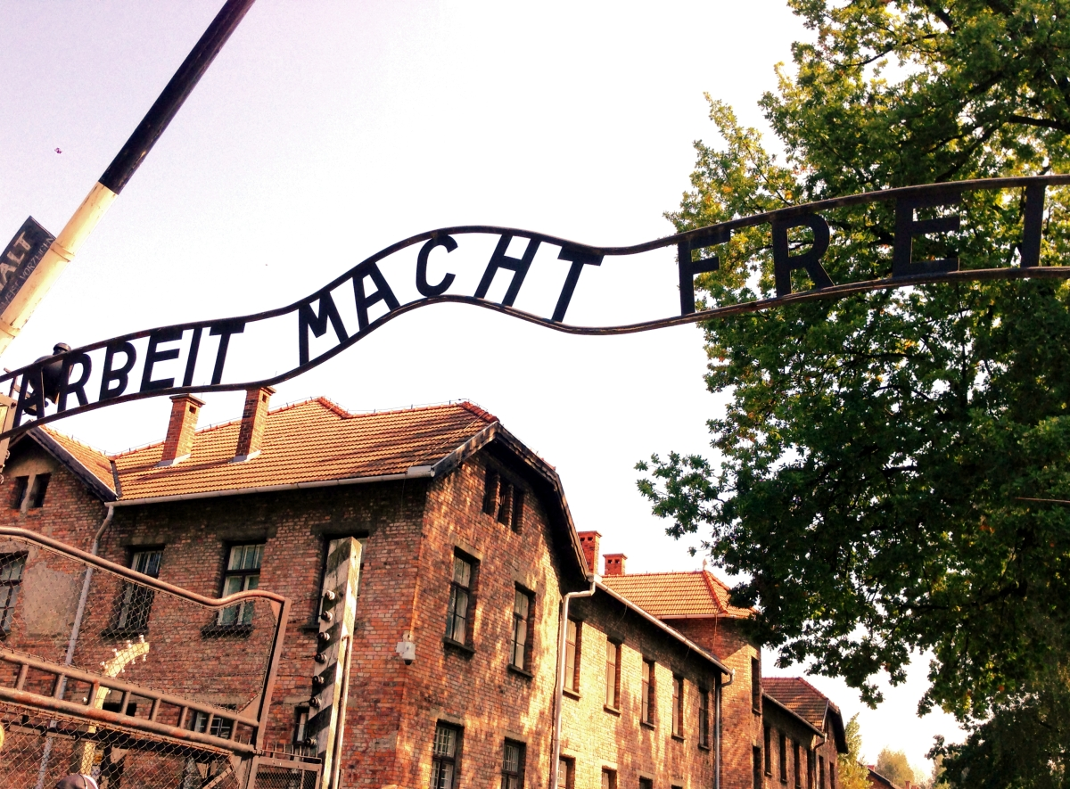 A Disappointing Day at Auschwitz
