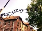Arbeit Macht Frei Gate at Auschwitz I Concentration Camp