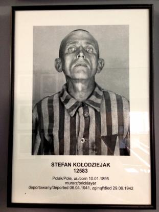 Auschwitz I Prisoner