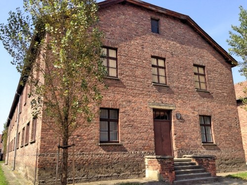 Auschwitz I Block 19