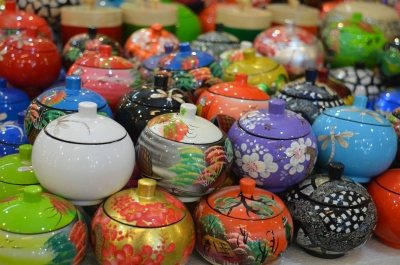 Souvenir Teapots